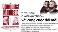 [Infographics] Tuyên ngôn của Đảng Cộng sản với công cuộc đổi mới