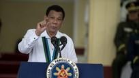 Ông Duterte cấm binh lính tham gia xung đột vũ trang liên quan đến Mỹ