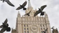 23 nhà ngoại giao Anh bi Bộ Ngoại giao Nga yêu cầu rời khỏi nước này