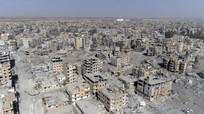 Bộ Quốc phòng Nga nói về việc Mỹ ngăn chặn sự ra đi của người dân Raqqa, Syria