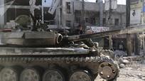 Quân đội Syria giải phóng hai thành phố ở Đông Ghouta khỏi những kẻ khủng bố