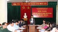 Nghệ An: Phấn đấu là điểm sáng cả nước về công tác dân vận chính quyền