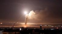 Bộ Quốc phòng LB Nga: lực lượng phòng không Syria đã đẩy lùi cuộc tấn công của Israel