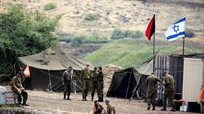 Israel đã đánh trúng hàng chục mục tiêu quân sự của Iran tại Syria
