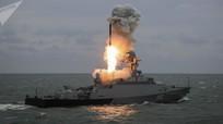 """Tổng thống Putin: Tên lửa """"Kalibr"""" sẽ được triển khai trên Địa Trung Hải"""