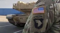 Mỹ bắt đầu chuyển thiết bị quân sự sang Đông Âu trong khuôn khổ chiến dịch Atlantic Resolv