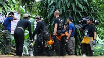 Thái Lan: Giải cứu đội bóng thiếu niên có tín hiệu khả quan