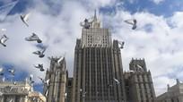 """Bộ Ngoại giao Nga gọi NATO là """"khối quân sự vô dụng"""""""