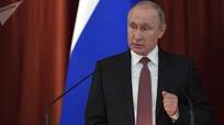 Tổng thống Putin kêu gọi suy nghĩ về hậu quả Gruzia và Ukraina gia nhập NATO