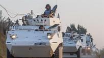 Lý do Lực lượng gìn giữ hòa bình Liên hợp quốc trở lại tuần tra tại Cao nguyên Golan