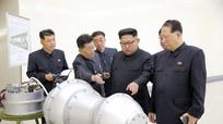 Mỹ đề xuất Triều Tiên chuyển 50% số đầu đạn hạt nhân tới Anh