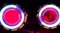 Phạt nặng hành vi 'độ' thêm đèn, còi xe ô tô