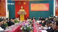 Ban Nội chính Trung ương xây dựng đề án về phát hiện, xử lý tham nhũng