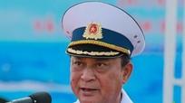 Cựu đô đốc hải quân Nguyễn Văn Hiến hầu tòa