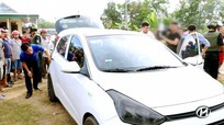 Hàng chục cảnh sát truy đuổi ôtô chở 31 kg ma túy