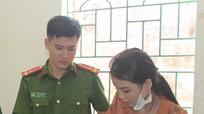 9X xinh đẹp móc nối đưa ma túy từ Lào về Nghệ An sa lưới