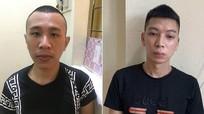 Hai kẻ nghiện giả danh công an để 'phạt nóng' con nghiện khác