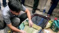 Hàng chục cảnh sát nổ súng vây bắt 5 đối tượng buôn ma túy trên Quốc lộ 1A