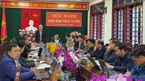 Huyện biên giới xa nhất Nghệ An phủ sóng giao ban trực tuyến đến cấp xã