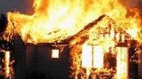 Bị từ chối tình cảm, thanh niên mua xăng đốt nhà bạn gái ngày mồng 1 Tết