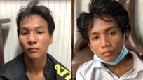 2 tên cướp 'nhí' giật điện thoại và chống trả cảnh sát khi bị truy đuổi