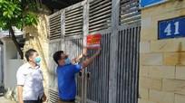 Các phường, xã TP Vinh siết chặt kiểm soát phòng chống dịch Covid-19