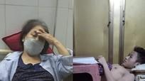 Mẹ bệnh nặng rơi nước mắt nhìn con ngồi xe lăn khao khát đến trường  