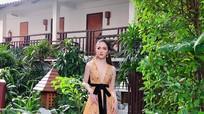 Hương Giang khác lạ sau đăng quang Hoa hậu