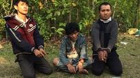 Chặn bắt nhóm người Lào vận chuyển 24.000 viên ma túy vào Việt Nam