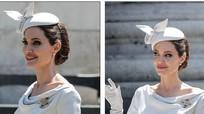 Angelina Jolie đẹp quý phái, nổi bật trên đường phố London