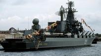 Tàu tên lửa Nga ùn ùn kéo đến Địa Trung Hải giữa lúc nhạy cảm