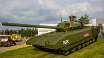 Nga sẵn sàng chế tạo siêu tăng mang pháo lớn nhất thế giới