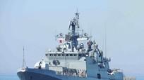 Nga ồ ạt đưa tàu tên lửa đến Syria sau lời dọa không kích của Mỹ
