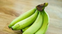 Ăn chuối xanh giúp duy trì thận khỏe mạnh