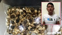 Nhân viên trộm hàng trăm lượng vàng suốt 6 năm: Chủ tiệm vàng nói gì?