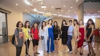 Hoa hậu chuyển giới Hương Giang ngày càng gầy