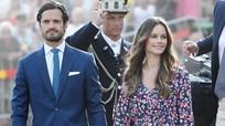 """Người mẫu bikini vượt """"bão chỉ trích"""" trở thành vợ hoàng tử Thụy Điển"""