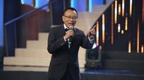 MC Lại Văn Sâm gửi 'lời xin lỗi' tới HLV Park Hang-seo