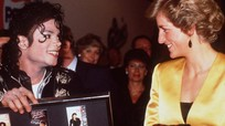 Michael Jackson từng 'buôn điện thoại' suốt đêm với Công nương Diana