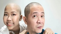 Đạo diễn phim 'Những ngọn nến trong đêm' cạo đầu vì con gái ung thư