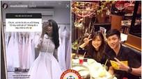 Cầu thủ Phan Văn Đức và bạn gái hotgirl làm đám hỏi vào tháng sau