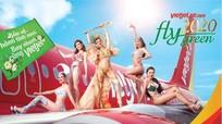 Vẻ đẹp Hoa hậu Liên lục địa Karen Gallman trong bộ lịch 2020 cực hot của Vietjet