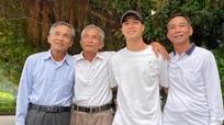 Công Phượng trở về Việt Nam