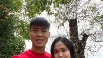 Vợ sắp cưới tiết lộ 'bài cưa' của Duy Mạnh