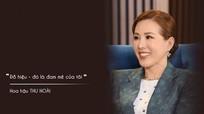 Hoa hậu diện set đồ 3 tỷ đồng tiết lộ lý do nhiều người Việt cuồng hàng hiệu
