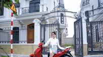 Hương Giang lần đầu hé lộ hình ảnh căn biệt thự có giá trị cực khủng