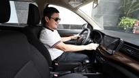 'Táo giao thông' Chí Trung khoe xe hơi mới 'xịn'