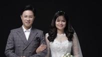 MC Lê Anh bí mật tổ chức đám cưới với nữ trưởng khoa kém 10 tuổi