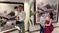 Hương Trần không tiếc nuối vì ly hôn Việt Anh