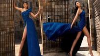 Người đẹp quê xứ Nghệ Đào Thị Hà diện váy xẻ cao khoe chân dài miên man